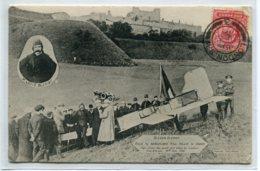 ANGLETERRE Aviation Louis BLERIOT Arrivée à DOVER  From Calais  15 Juillet 1909    D01 2019 - Angleterre