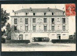 CPA - PORNIC - Hôtel De La Plage, Animé - Pornic