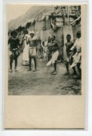 DJIBOUTI Indigènes Rue De Village  - Edit E H Schrenzel Addis Abeba     D01 2019 - Djibouti