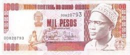 Guinea-Bissau - Pick 13b - 1.000 Pesos 1993 - Unc - Guinea–Bissau
