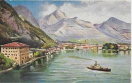 AK 0147  Riva Sul Lago Di Garda - Künstlerkarte Um 1912 - Trento