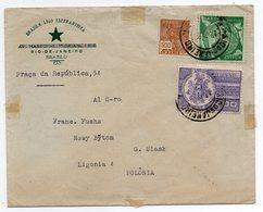 Brazil Rio De Janeiro Esperanto 1938 - Brazil