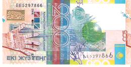 Kazakhstan - Pick 28 - 200 Tenge 2006 - Unc - Kazakhstan