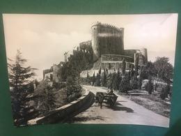 Cartolina Fosdinovo - Il Castello Torrigiani Malaspina - 1966 - Massa