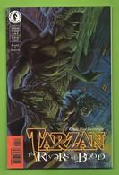 Tarzan # 4 - The Rivers Of Blood - Dark Horse Comics - In English - February 2000 - Igor Kordey - TBE/Neuf - Livres, BD, Revues
