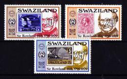 Swaziland 319/21** Nuevo - Swaziland (1968-...)