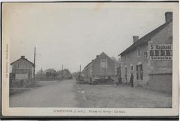 Continvoir - Entrée Du Bourg - Altri Comuni