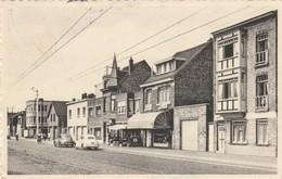 Nieuport  ,Nieuwpoort  :Albert 1 Laan ; Boulevard  Albert 1 Er - Nieuwpoort