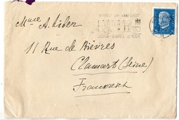 Berlin Car Mail 1931 - Germany