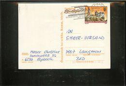 AUSTRIA -  ALPBACH TIROL   -  WINTERSPORT  1000-2000 - Sci