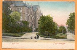 Sondershausen 1905 Postcard - Sondershausen