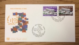 United Nations 1974 Geneve FDC - FDC