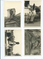 Belfort ( Lot De 4 Photocartes De 1954 ) - Belfort - Ville