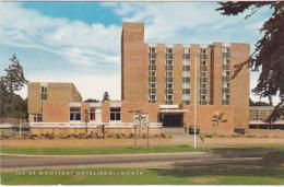 Postcard - The De Montfort Hotel, Kenilworth - Card No. 1-26-13-04A/4692c - VG - Postcards