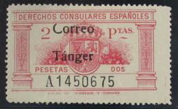 Tánger 144hea * - Marruecos Español