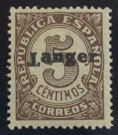 Tánger 114hea * - Marruecos Español