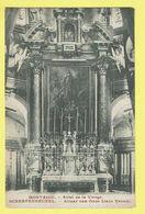 * Scherpenheuvel Zichem - Montaigu (Vlaams Brabant) * (Edit Smets Nihoul) Autel De La Vierge, Altaar OLV, Kerk, Church - Scherpenheuvel-Zichem