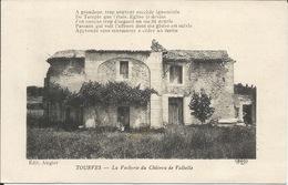 83 TOURVES  La Vacherie Du Château De Valbelle  1918 - France