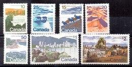 Serie De Canadá Nº Yvert 471/77 ** Valor Catálogo 17.0€ - 1952-.... Règne D'Elizabeth II