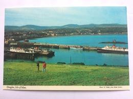 ISLE OF MAN - Douglas - John Hinde 3IOM39 - Ile De Man