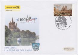 2773 Limburg An Der Lahn, Schmuck-FDC Deutschland Exklusiv - BRD