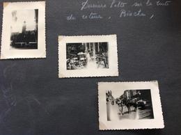Binche 3 Petites Photos D'époque - Binche