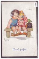 ACCORD PARFAIT - ENFANTS - PAR BEATRICE MALLET - B ( PLI D'ANGLE ) - Mallet, B.