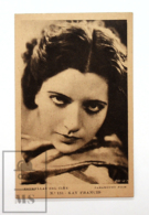 Original Early 1930's Cinema Movie Actress Postcard - Nº 131 Kay Francis - Paramount Film - Good Condition - Actors