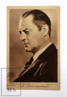 Original Early 1930's Cinema Movie Actor Postcard - Nº 174 Lionel Barrymore - Metro Golden Mayer MGM - Good Condition - Actors