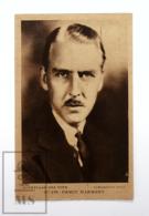 Original Early 1930's Cinema Movie Actor Postcard - Nº 175 Percy Marmont - Paramount Film - Good Condition - Actors