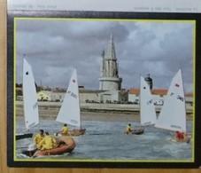 Petit Calendrier De Poche 1988 La Rochelle - Imprimerie Argentan Orne - Calendarios