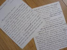 Emile BERGERAT - Autographes