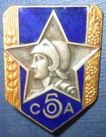 5° C.O.A - Armée De Terre