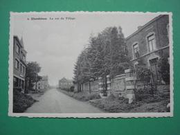 Herve Xhendelesse La Rue Du Village - Herve