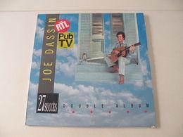 Joe Dassin - (Titres Sur Photos) - Vinyle 33 T LP Double Album - Autres - Musique Française
