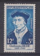 FRANCE 1956:  Budé , Neuf ** - Frankreich