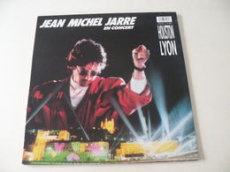 Jean Michel Jarre En Concert - (Titres Sur Photos) - Vinyle 33 T LP - Musicals