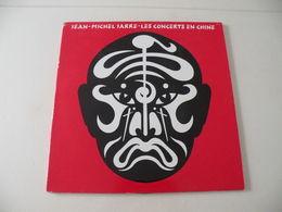 Jean Michel Jarre,le Concert En Chine - (Titres Sur Photos) - Vinyle 33 T LP Double Album - Musicals