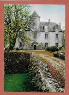 * CPM..dépt  87..FROMENTAL  :  Le Château    : Voir 2 Scans - Autres Communes