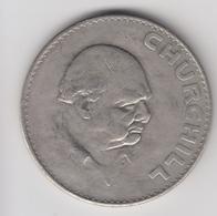 @Y@   Groot Brittanië   1 Crown  1965    (4829) - 1902-1971: Postviktorianische Münzen