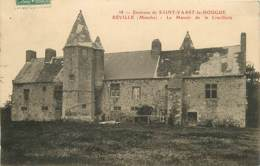 50 , REVILLE , Manoir De La Cravillerie , * 416 38 - France