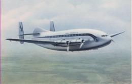 AVIATION-Breguet PROVENCE Appareil 2 Ponts De Transport Mixte Passagers Et Fret En Service Sur Les Lignes Air-France - 1946-....: Modern Era