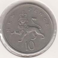 @Y@   Groot Brittanië   10 New Pence  1975   (4801) - Sonstige