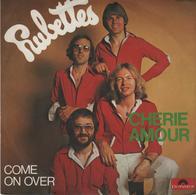 Disque 45 Tours THE RUBETTES - Année 1977 - Vinyles
