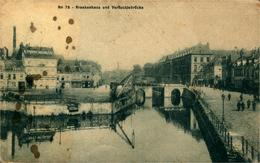 Krankenhaus ArméeBuchhandlung 7ème Armée  Carte Feldpost Non Localisée 1916 - Weltkrieg 1914-18