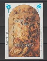 Rubens  Sierra Leone 1991 BF 148 ** MNH - Rubens