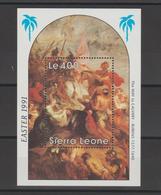 Rubens  Sierra Leone 1991 BF 154 ** MNH - Rubens