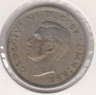 @Y@   Groot Brittanië   2 Shilling  1950   (4805) - 1902-1971: Postviktorianische Münzen