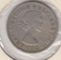 @Y@   Groot Brittanië   2 Shilling  1954   (4806) - 1902-1971: Postviktorianische Münzen