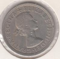 @Y@   Groot Brittanië   2 Shilling  1962   (4807) - 1902-1971: Postviktorianische Münzen